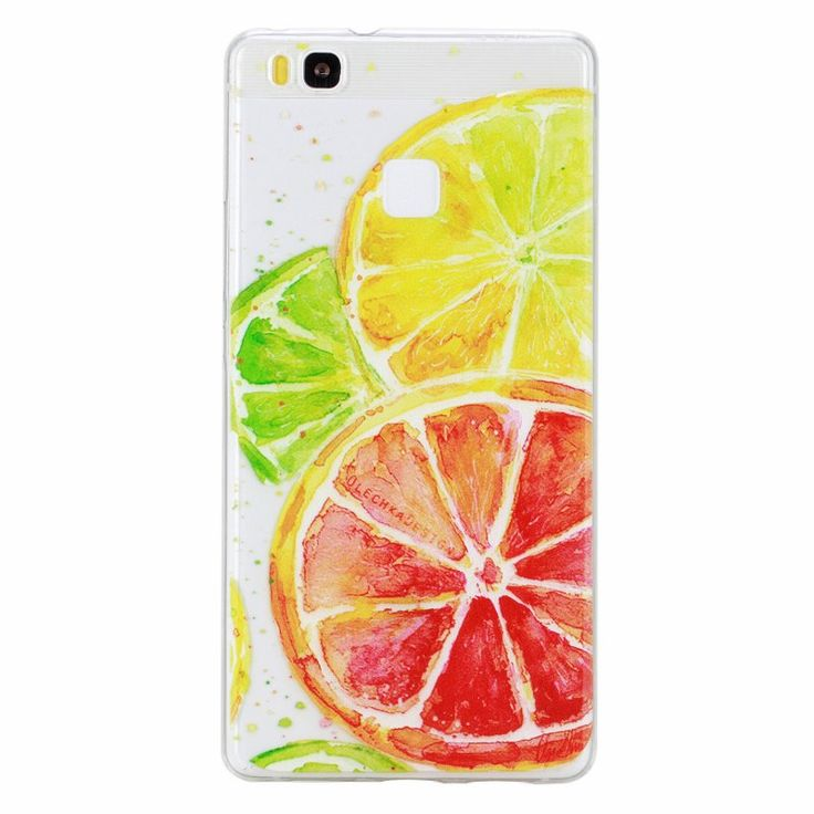 Fashion Girl Case For Huawei P9 Lite Silicone Cover Bird Cute Cat Butterfly Lemon Flower Clear Back Gel For Huawei P9 Lite Cover-in Phone Bags & Cases from Phones & Telecommunications on Aliexpress.com | Alibaba Group