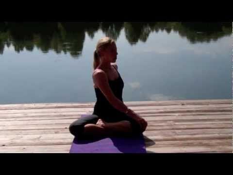 nighttime/ relaxation yoga
