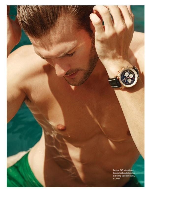 Styled Magazine Landed Gentry by Carlos Ruiz (Various Editorials)