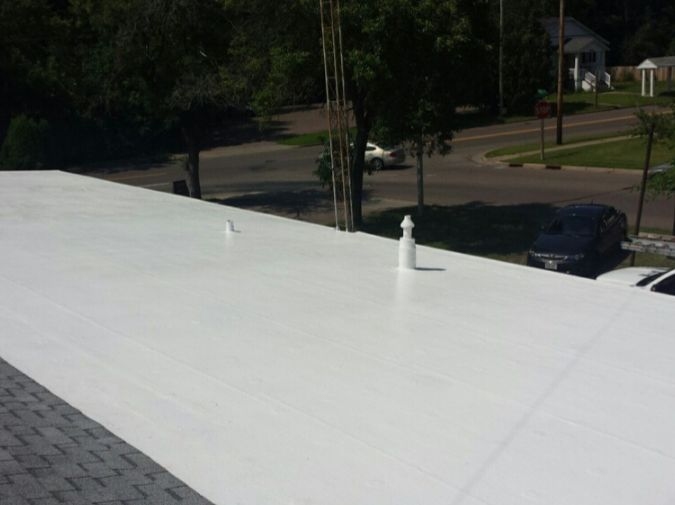 Flat Roof Materials U0026 Costs: PVC Vs. TPO, EPDM, Plus Pros U0026