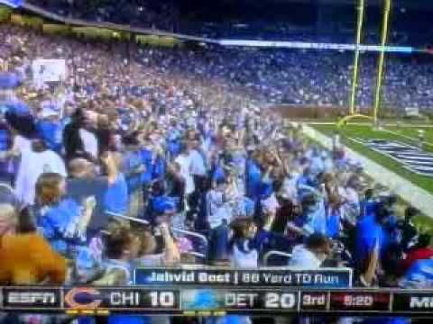 Jahvid Best hits the Thizzle Dance on Monday Night Football - http://music.airgin.org/dance-music-videos/jahvid-best-hits-the-thizzle-dance-on-monday-night-football/