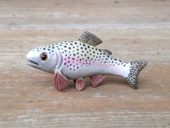 My Animalitos are hand-sculpted from polymer clay using self-taught techniques, and meticulously hand-painted with acrylic paint. Their expressive
