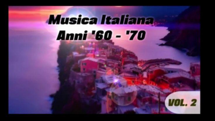 Musica italiana anni '60 '70 volume 2 Zangers, Italiaans