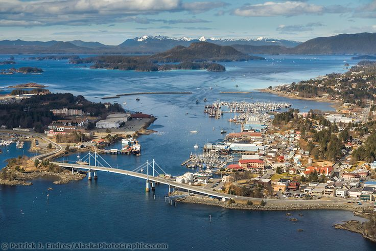 Sitka Alaska - great place!