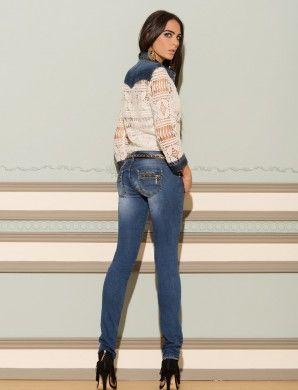 Blusa S205438 Jeans S130133