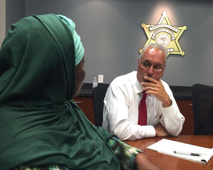 Davidson County Sheriff Daron Hall advancing Islam and sharia in Tennessee…