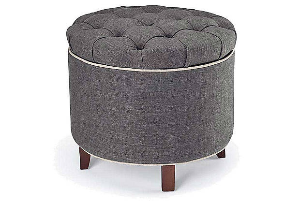 80 best images about furniture on pinterest metal for Master bathroom ottoman