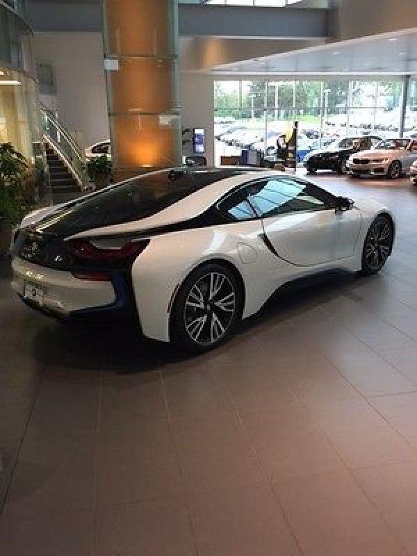 BMW: i8 2016 i 8