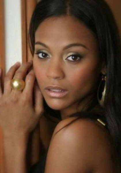 Zoe Saldana the famous actress from Avatar is Dominican.