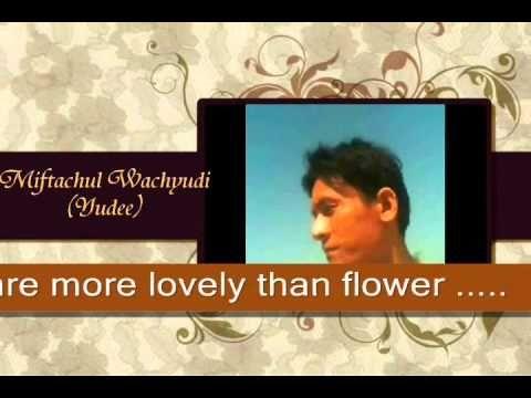 YOU ARE MORE LOVELY - MIFTACHUL WACHYUDI (YUDEE)