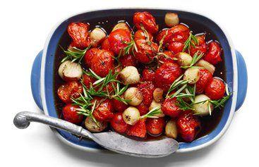 Bagt tomatsalatmed balsamico - SuperBest.dk