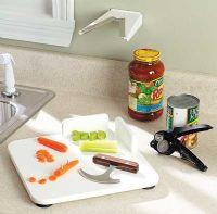 One-Handed Kitchen Helper Kit