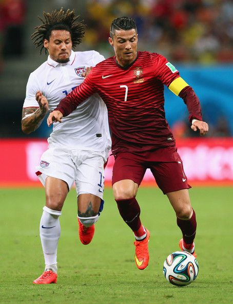 Jermaine Jones Pictures - USA v Portugal: Group G - 2014 FIFA ...