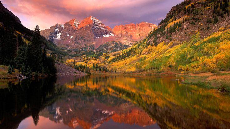 awesome..mirror lake  :)