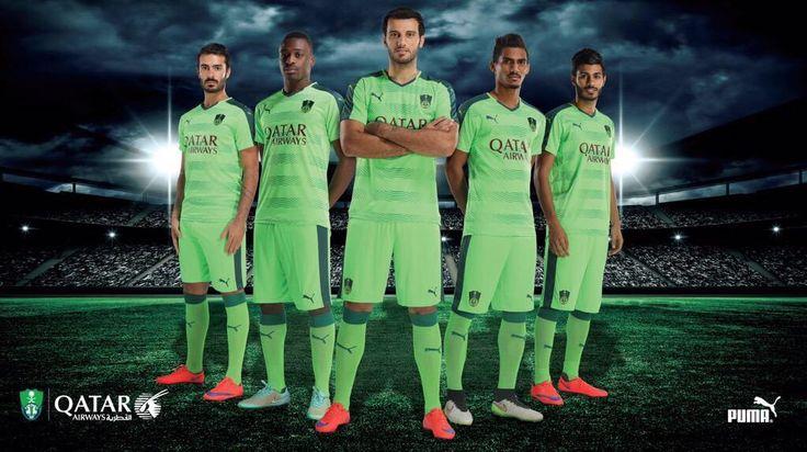 Unique Puma Al Ahli Sc 15 16 Kits Released Footy Headlines F Tbol Pinterest Pumas