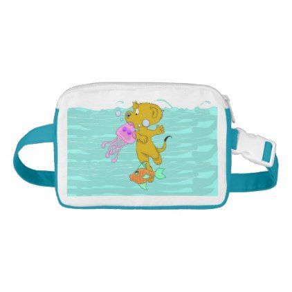 #Ferald In The Water Waist Bag - #giftideas for #kids #babies #children #gifts #giftidea