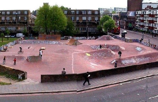 20. Stockwell Skatepark - The 25 Best Skateparks in the World | Complex