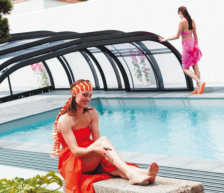 Dès les premiers rayons de soleil découvrez votre piscine et peaufinez votre bronzage. #elliptikmh