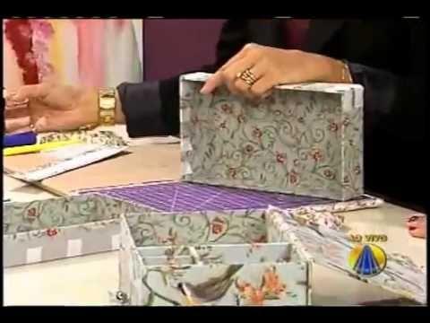 ▶ Lê Arts Artesanatos - Portas jóias - Sabor de Vida - 05/05/11 - YouTube