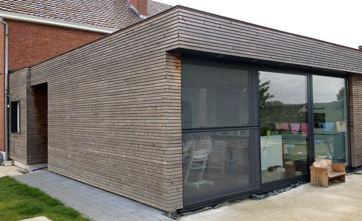 Thermowood gevel architectuur pinterest search and garage - Prijzen bulthaup b ...