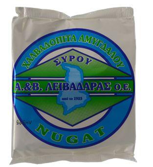 "Nugat, ""Halvadopita"".Made in Syros. WOW! #SyrosProducts #syros #natural #naturalProducts #GreekProducts #foodie #homeMade #handMade #loukoumi #harvadopita #nugat"