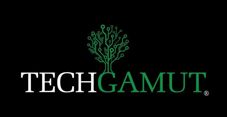 Logo design for TechGamut.  2015