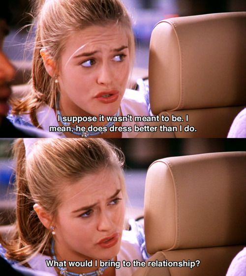 Clueless (1995) - Movie Quotes #moviequotes #clueless1995
