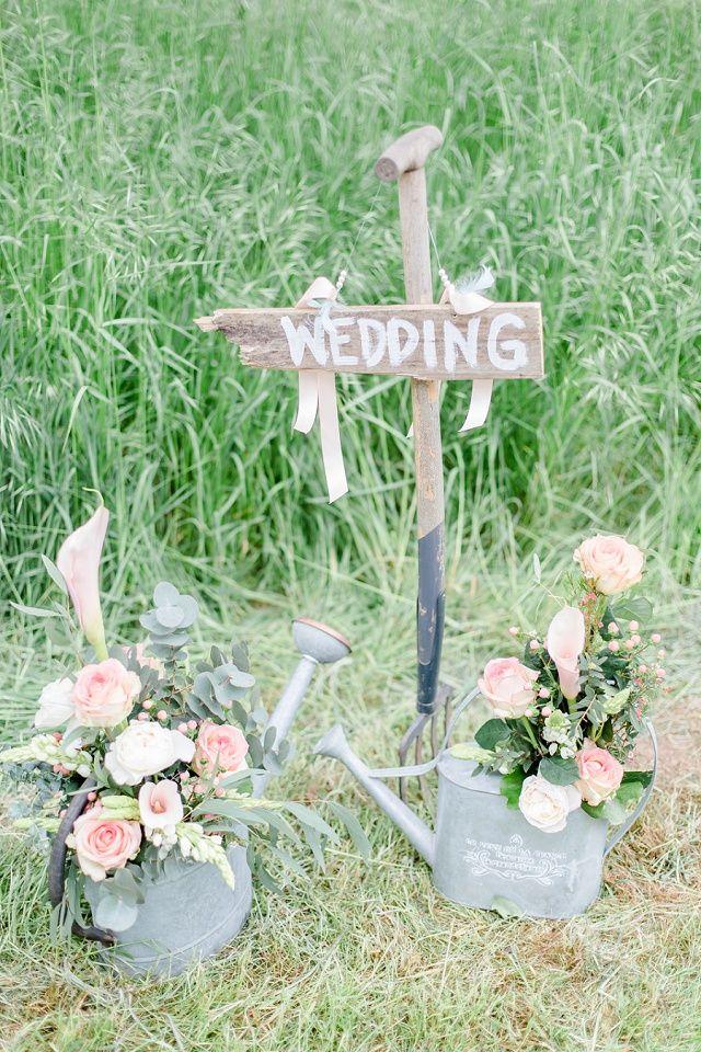 Gartenhochzeit in zarten Pastellfarben von Jana Köhler   Hochzeitsblog - The Little Wedding Corner