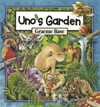 Uno builds a home and garden in the magnificent forest, but due to its increasing popularity, it is overtaken by tourists and buildings until the forest and animals seem to disappear altogether. (Grades: Prek-5) Call number: PZ7.B29 Un 2006