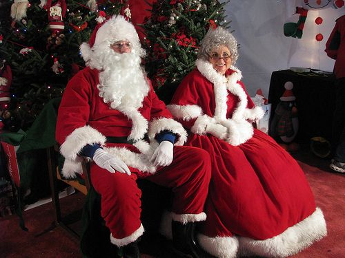 48 Best Images About The Real Mrs Claus On Pinterest