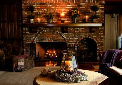 17 Images About Z Brick On Pinterest Fireplaces