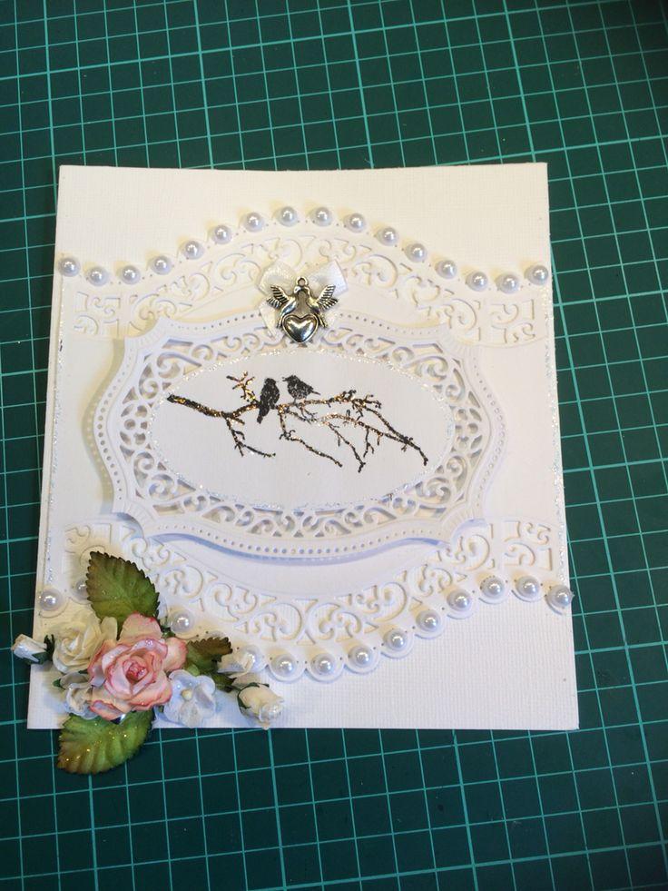 Kort til bryllup