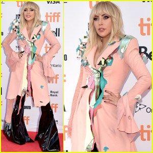 Lady Gaga Premieres Gaga: Five Foot Two at Toronto Film Fest