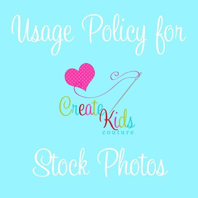 Usage Policy for CKC Stock Photos