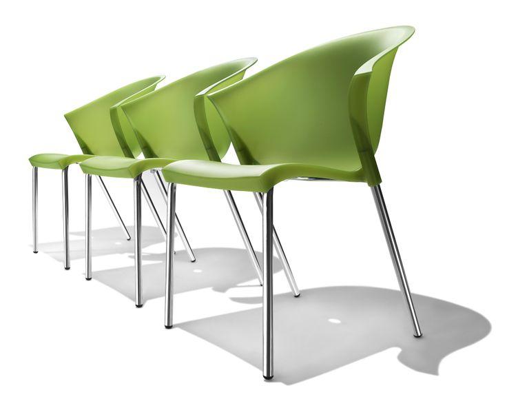Restaurant Chair Blablabla From Parri Design, Designer Marco Maran    Www.rohde Grahl