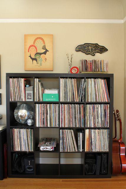 Top 25 best ikea record storage ideas on pinterest for Ikea lp storage