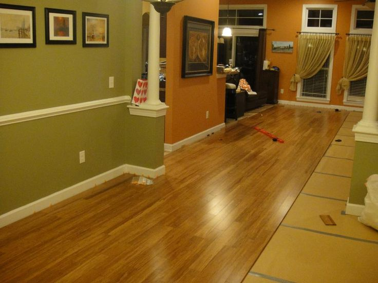 Style of Bamboo Laminate Flooring - http://www.bentleysbandb.com/style-of-bamboo-laminate-flooring/