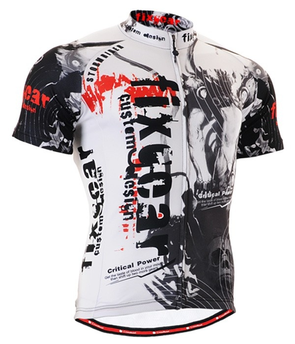 FIXGEAR Cycling Bike Wear Top Short sleeve