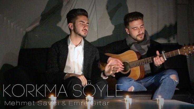 Sancak - Korkma Söyle  (Cover - Mehmet Savcı)