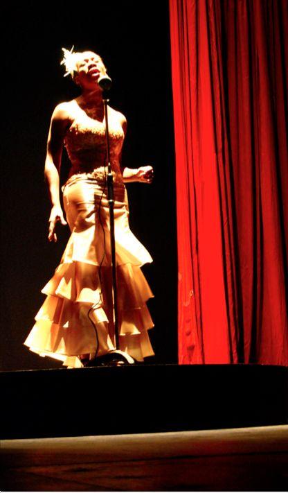 Billie Holiday photo by Jessica Nicklin
