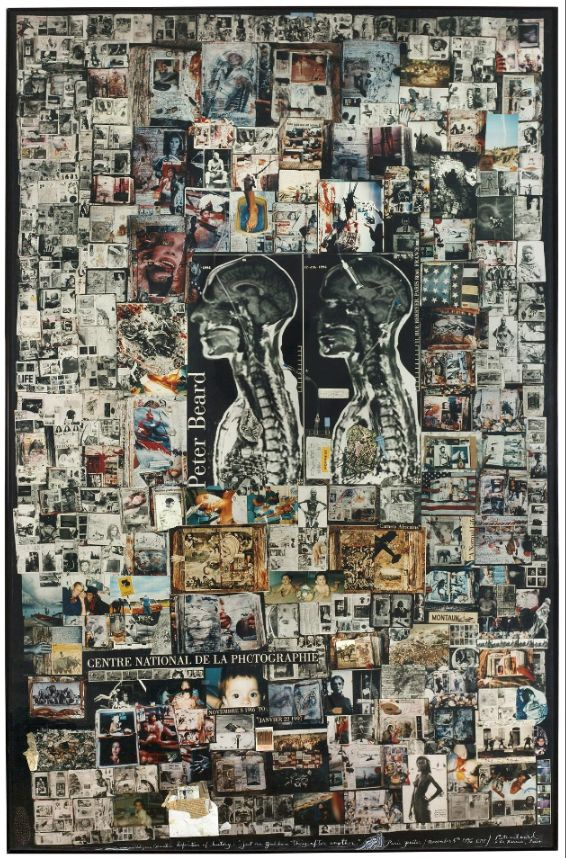 Peter Beard, Ulysses Grant's Definition of History: 'Just one goddamn thing after another', date unknown