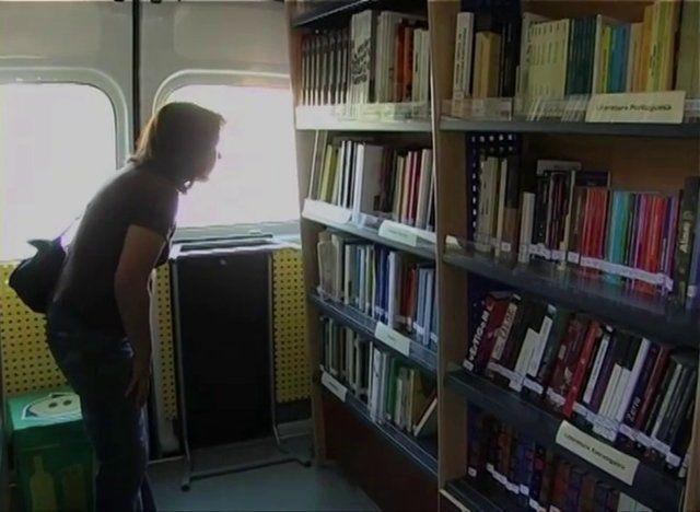 Documentário sobre as Bibliotecas Itinerante em Portugal.