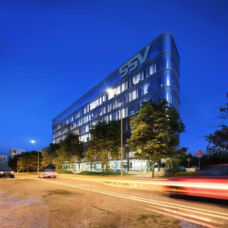Best of Week 28/2016 - Ambassador Office by Nmachine - Ronen Bekerman - 3D Architectural Visualization & Rendering Blog
