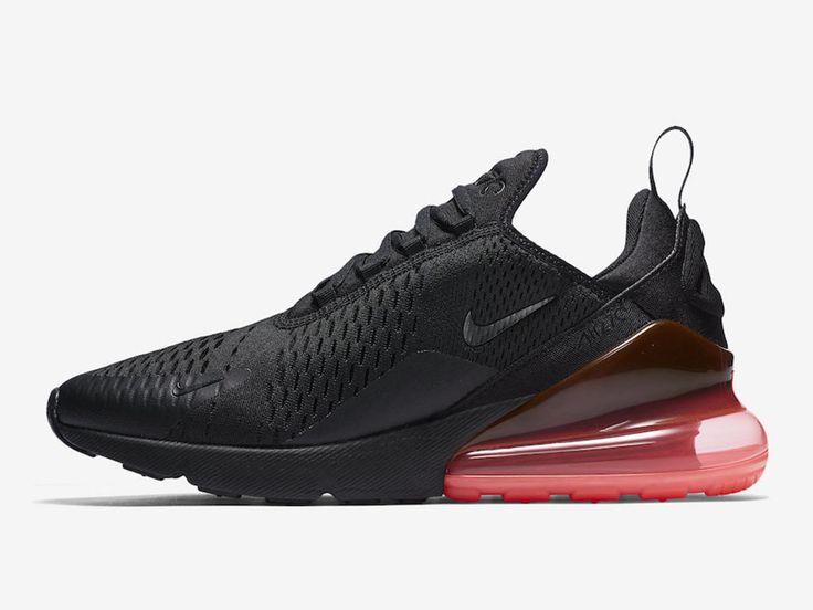 Tak, tak! Nike kolejny rok z rzędu zaserwuje nam całkiem nowy model z rodziny Air Max! Rok 2018 przyniesie nam całkiem nowe Nike Air Max 270. Pojawią się one między innymi w wersji Hot Punch, której zdjęcia widzicie poniżej.