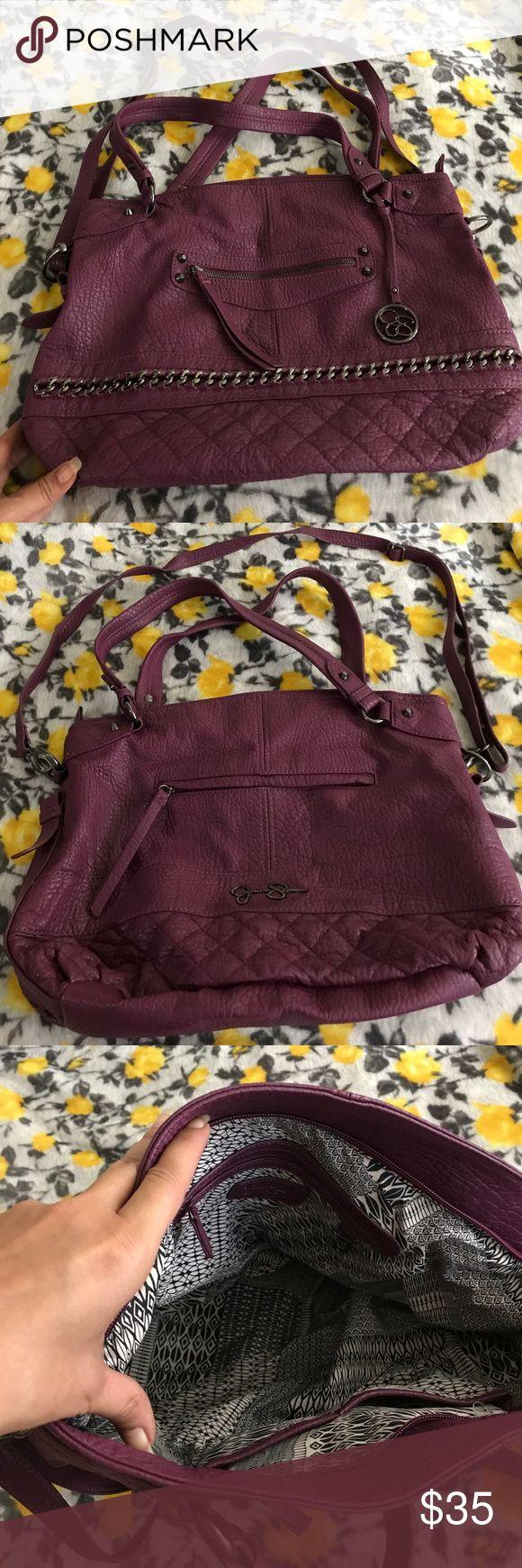 Used Jessica Simpson purse Super cute used Jessica Simpson purse in great condition Jessica Simpson Bags