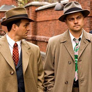 Shutter Island Leonardo DiCaprio, Emily Mortimer, Mark Ruffalo