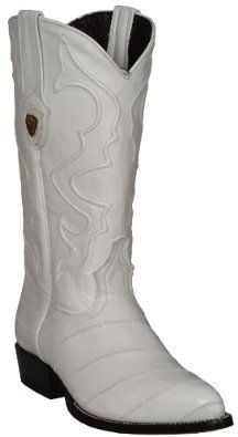 Men's COWBOY BOOTS White Shoes 7.5 Imports. $180.00
