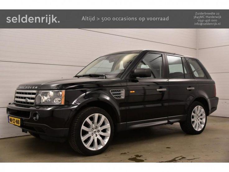 """Land Rover Range Rover Sport  Description: Land Rover Range Rover Sport 2.7 TDV6 AUT HSE LUXERY 20"""" ORG NL GEHEEL DEALER ONDERHOUDEN  Price: 198.37  Meer informatie"""