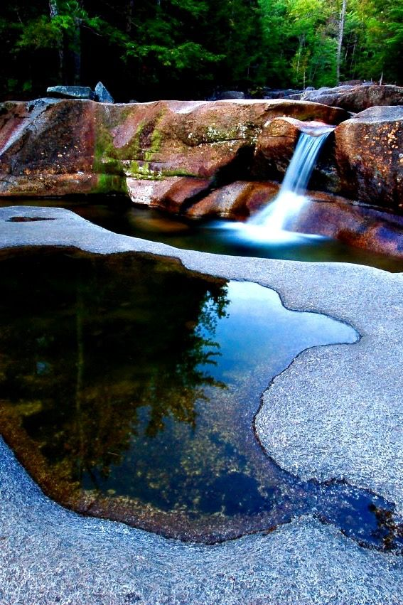 Travel | New Hampshire | Attractions | Natural Wonders | Road Trip | Drive | Photography