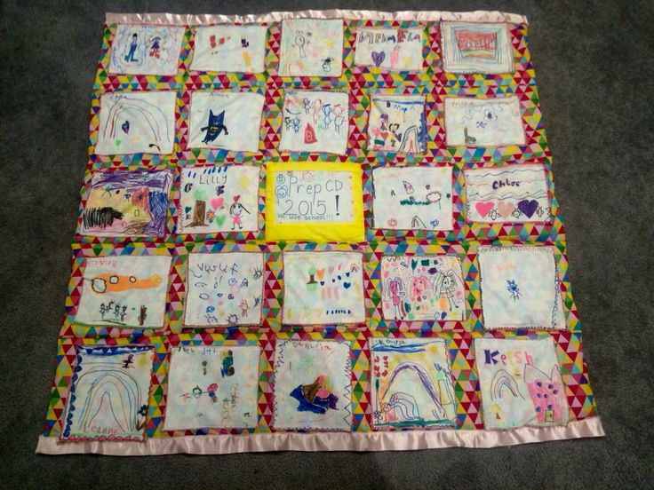 PrepC Art Work Quilt